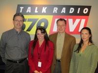 The Money Hour with Tina Mitchell 11/10/13. Jeff Smoot, Jeff Prescott, & Megan Batch