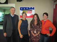 The Money Hour with Tina Mitchell 11/24/13. Aimee Carpenter, Janice Hammond, & Andy Landis.